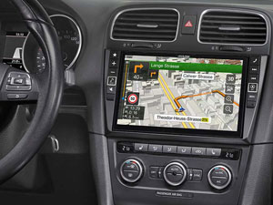 Alpine Style | Navigation System for Volkswagen ( VW Golf 6 ) - X901D-G6