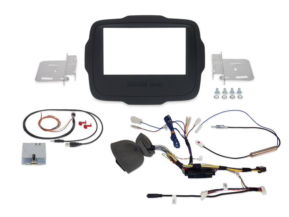 7 inch Installation Kit for Jeep Renegade - Alpine - KIT-7RNG