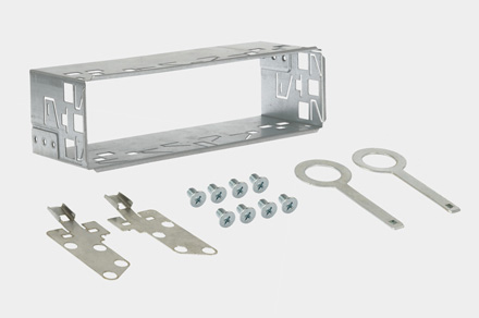 iLX-F903D - 1DIN installation kit included