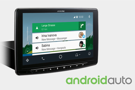 iLX-F903D - Works with Android Auto