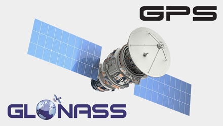 GPS and Glonass Compatible - iLX-702S453B