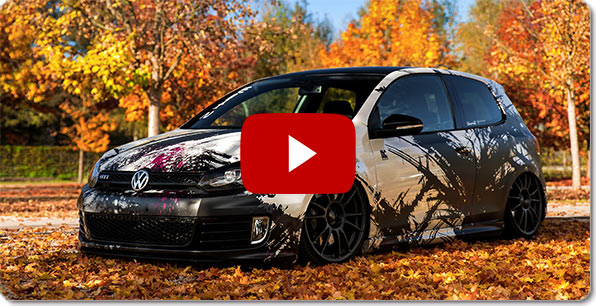 Alpine Style Navigatie voor Volkswagen ( VW Golf 6 ) | Video's